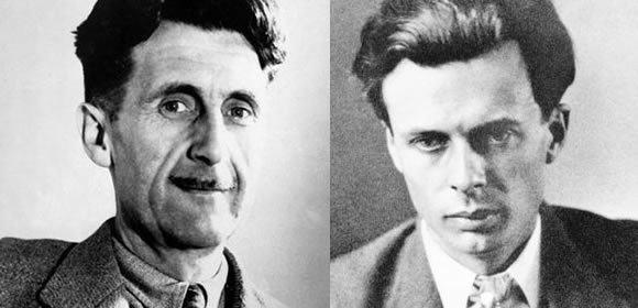 Orwell or Huxley ?