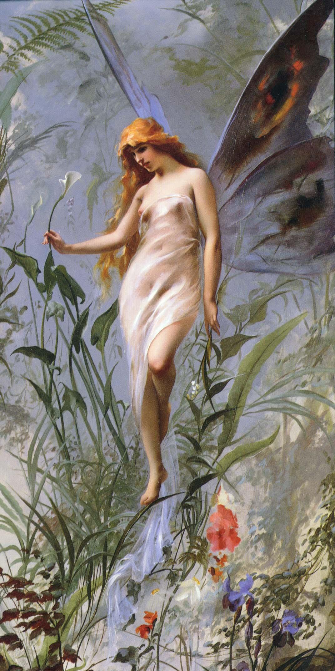 Maiden Fairie Elven Queen