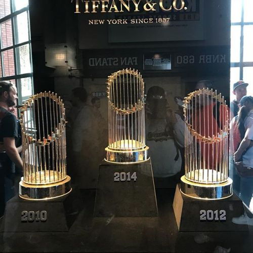 San Francisco Giants World Series Championships
