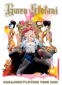 Gwen Stefani & M.I.A. – Harajuku Lovers Tour