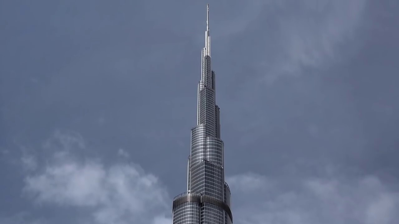 Video of Burj Khalifa – Tallest Building in the World